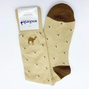 Soxfords Camel Toes Knee High Dress Socks